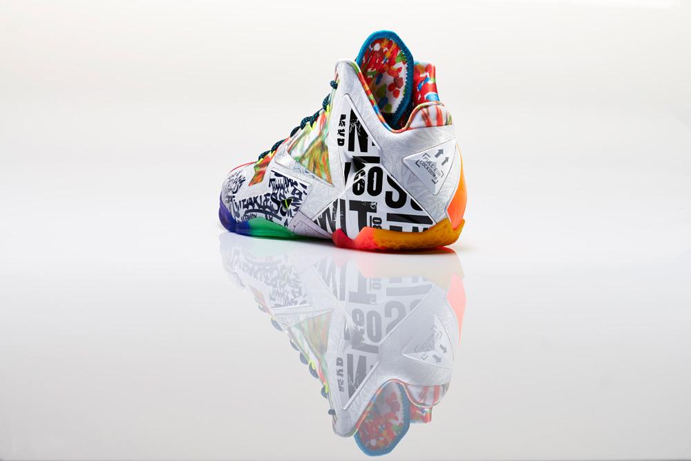 Nike LeBron XI What The LeBron 2