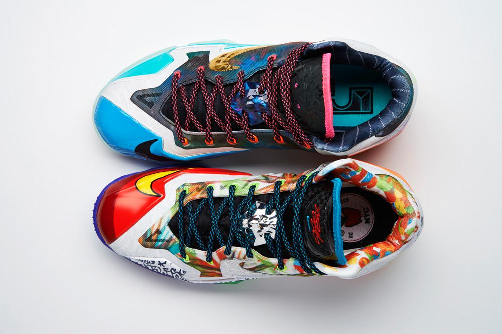 Nike LeBron XI What The LeBron 6