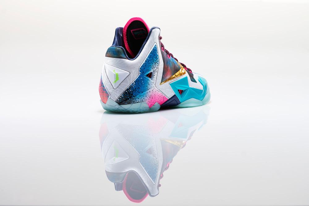 Nike LeBron XI What The LeBron 8