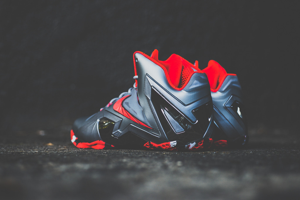 Nike Lebron 11 Elite Edition Team Collection 1