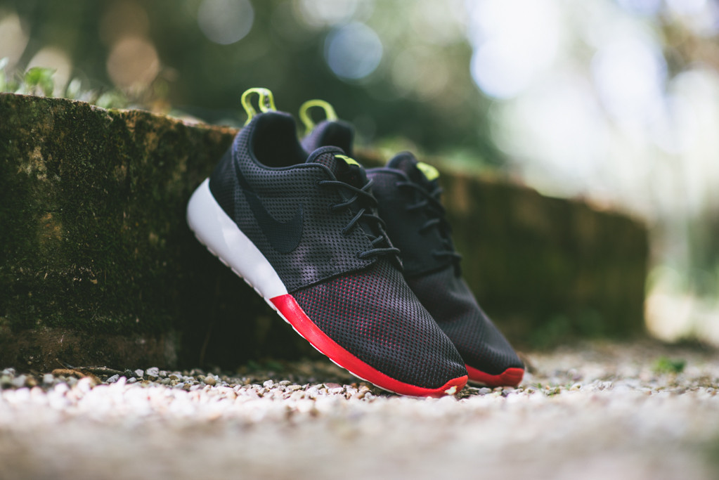 Nike Roshe Run Anthracite 1