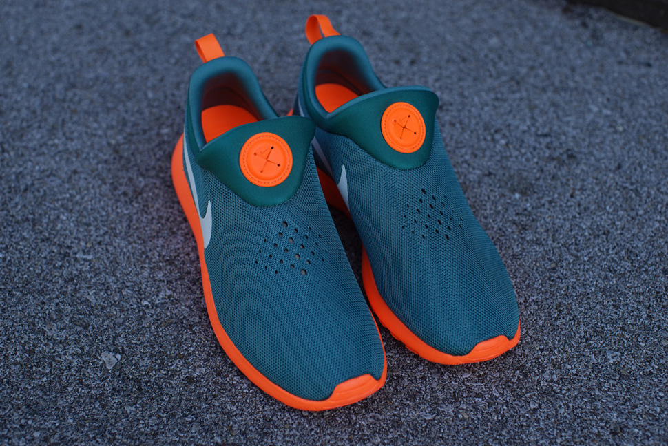 Nike Roshe Run Slip On Gators 3