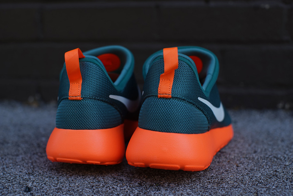 Nike Roshe Run Slip On Gators 4