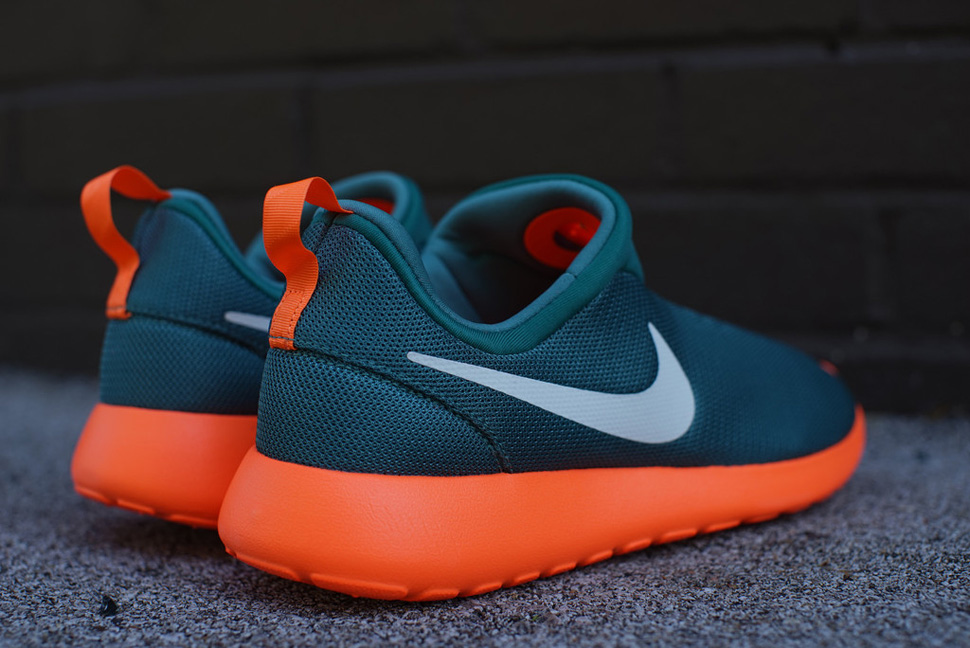 Nike Roshe Run Slip On Gators 5
