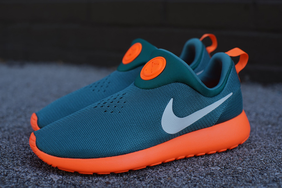 Nike Roshe Run Slip On Gators 6