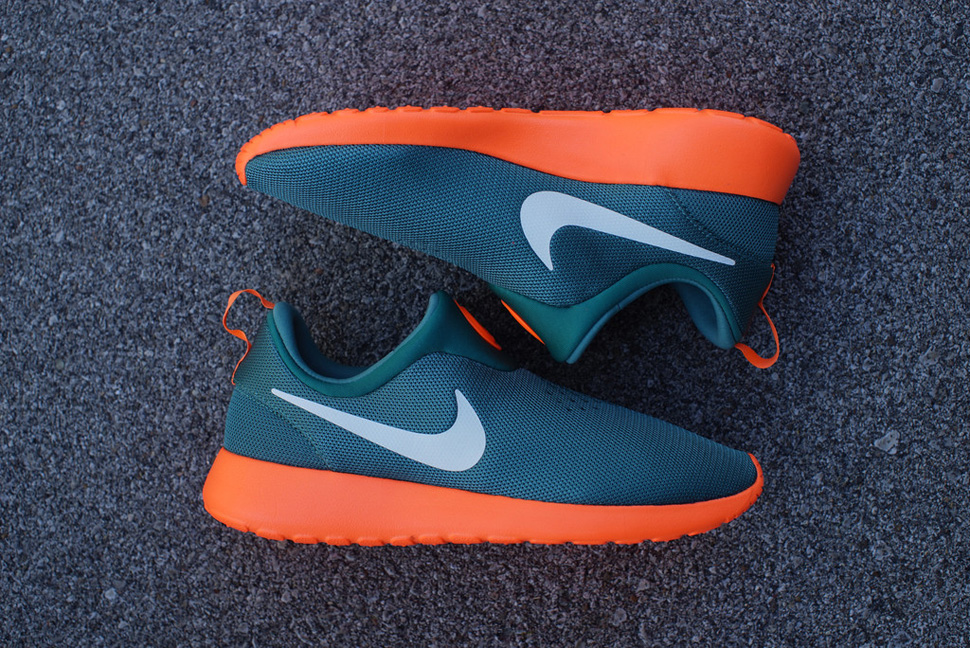 Nike Roshe Run Slip On Gators 7
