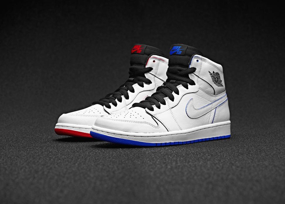 Nike SB x Air Jordan 1 x Lance Mountain 1