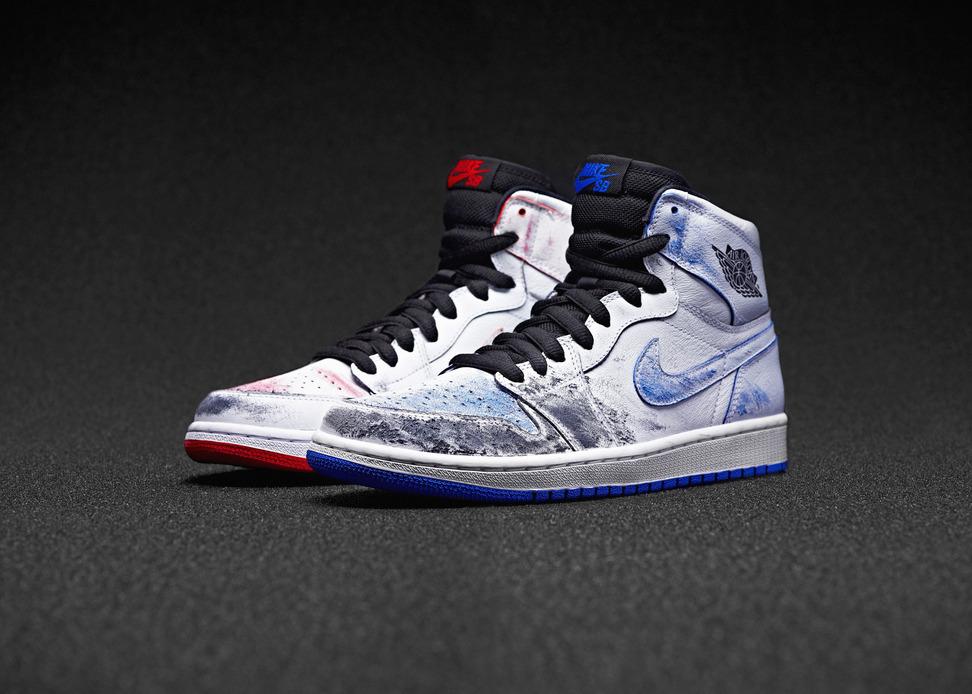Nike SB x Air Jordan 1 x Lance Mountain 2