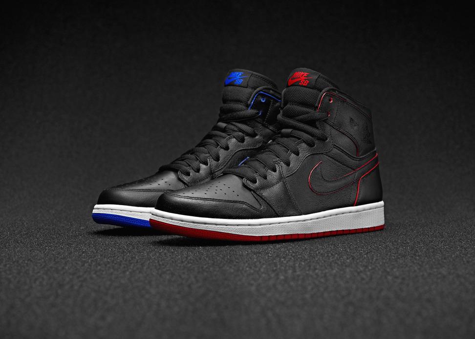 Nike SB x Air Jordan 1 x Lance Mountain 6