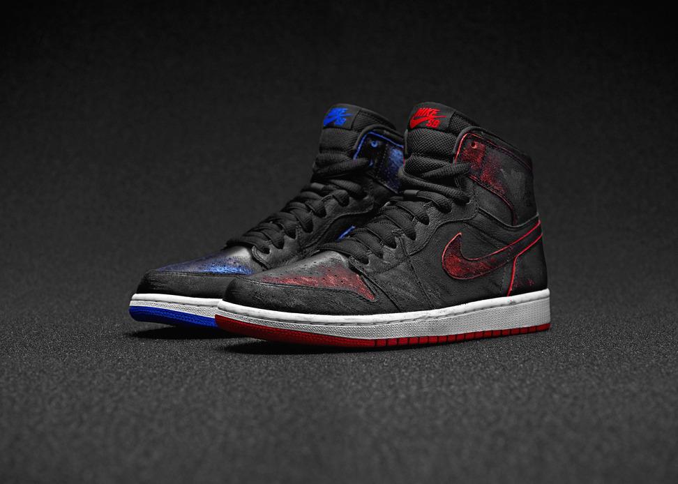 Nike SB x Air Jordan 1 x Lance Mountain 7