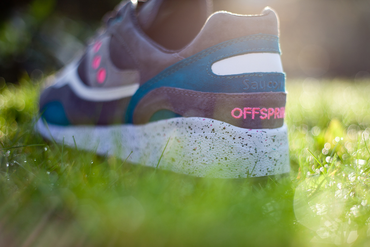 Offspring x Saucony Shadow 6000 Running Since .. 96 2