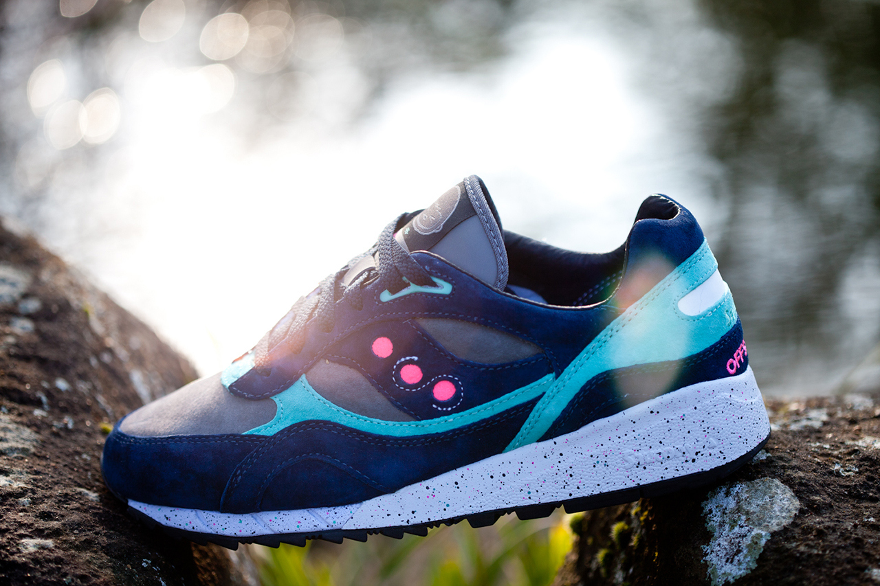 Offspring x Saucony Shadow 6000 Running Since .. 96 3