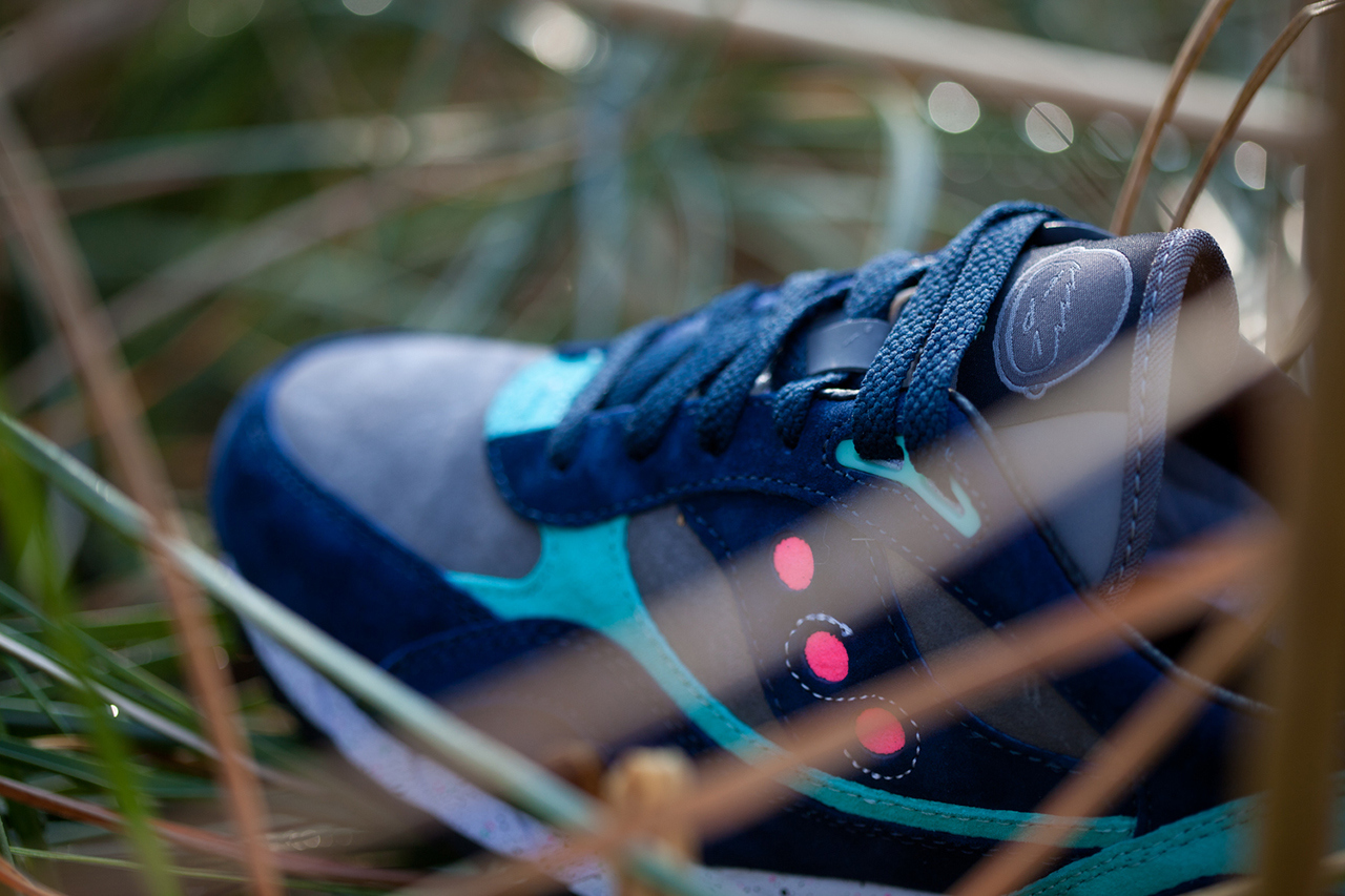 Offspring x Saucony Shadow 6000 Running Since .. 96 4