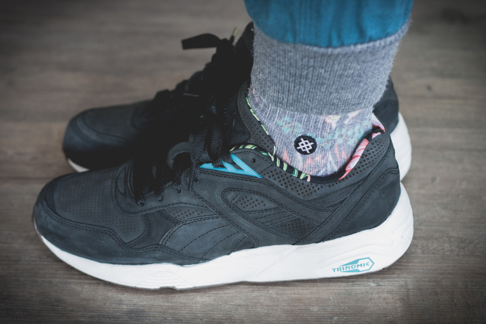 PUMA R698L Tropicalia Pack Black Review 7 1000x666