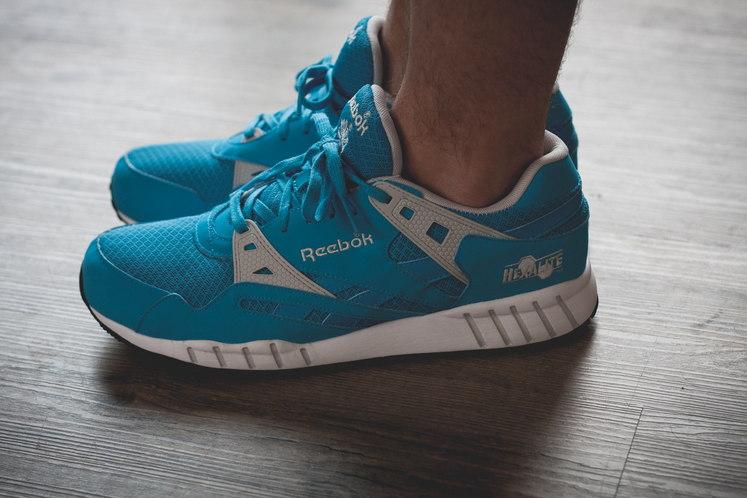 Reebok Sole Trainer Blue review 1