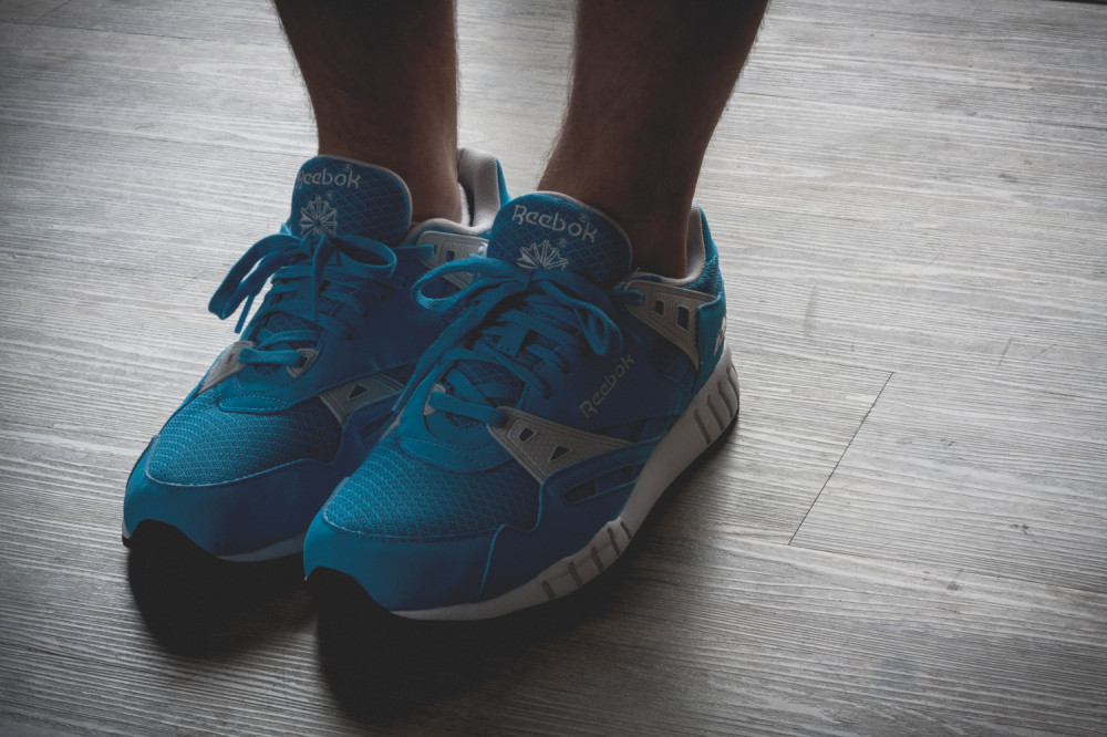 Reebok Sole Trainer Blue review 7 1000x666