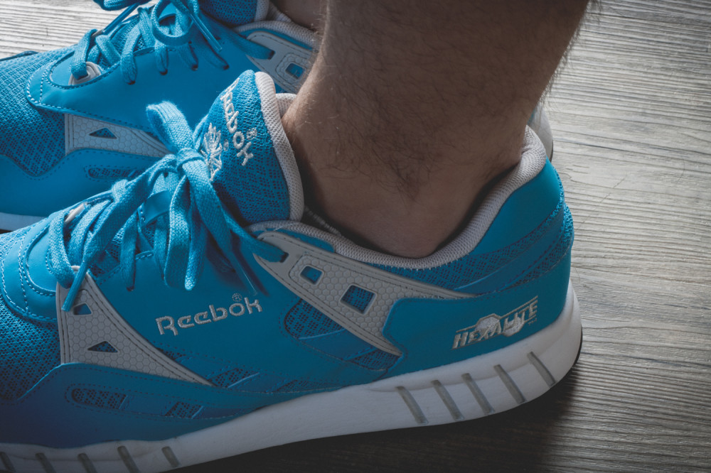 Reebok Sole Trainer Blue review 9 1000x666