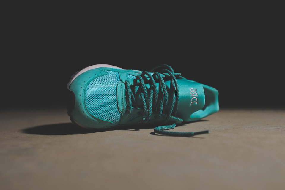 Ronnie Fieg x ASICS Gel Lyte V Cove Mint Leaf 10