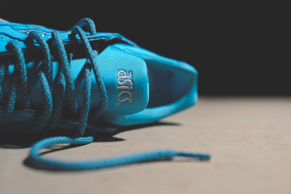 Ronnie Fieg x ASICS Gel Lyte V Cove Mint Leaf 3