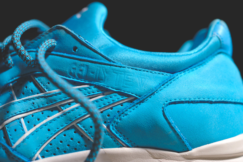 Ronnie Fieg x ASICS Gel Lyte V Cove Mint Leaf 4