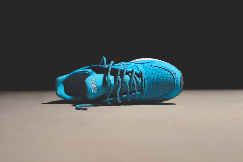 Ronnie Fieg x ASICS Gel Lyte V Cove Mint Leaf 5