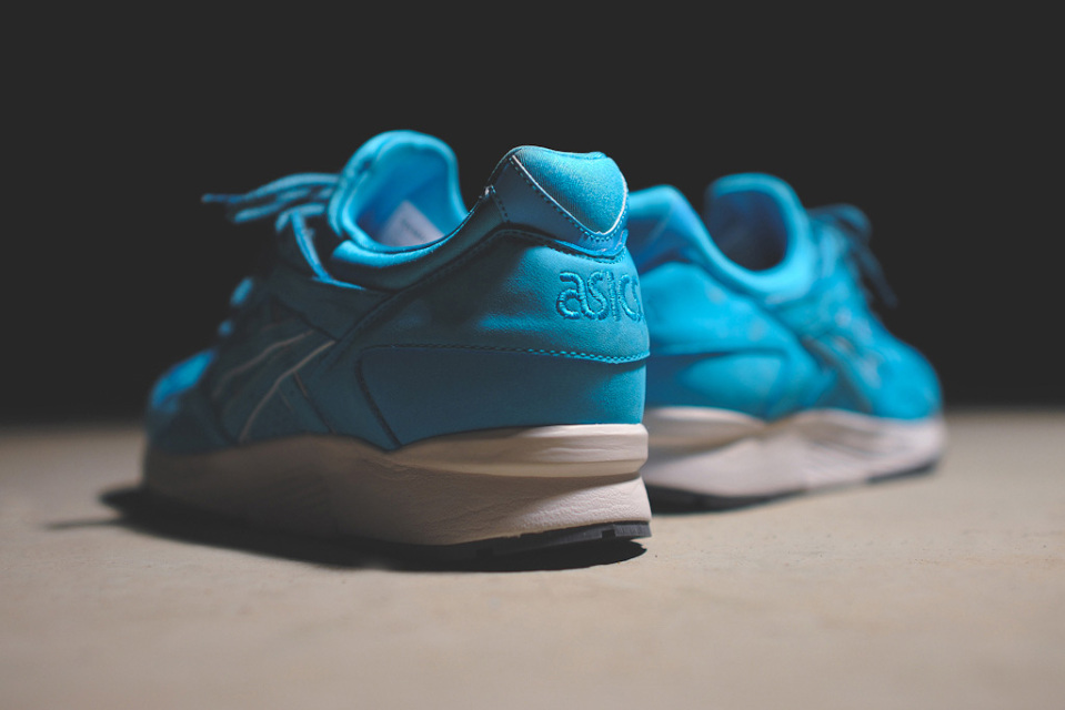 Ronnie Fieg x ASICS Gel Lyte V Cove Mint Leaf 6