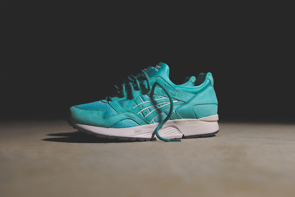 Ronnie Fieg x ASICS Gel Lyte V Cove Mint Leaf 7