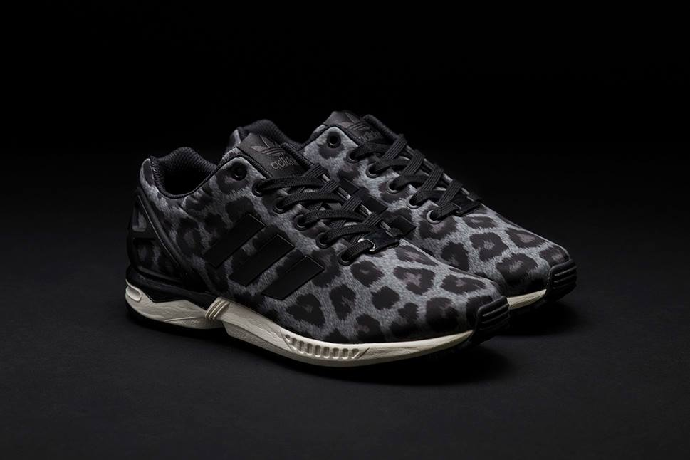SNS x adidas Originals ZX Flux Pattern Pack 1