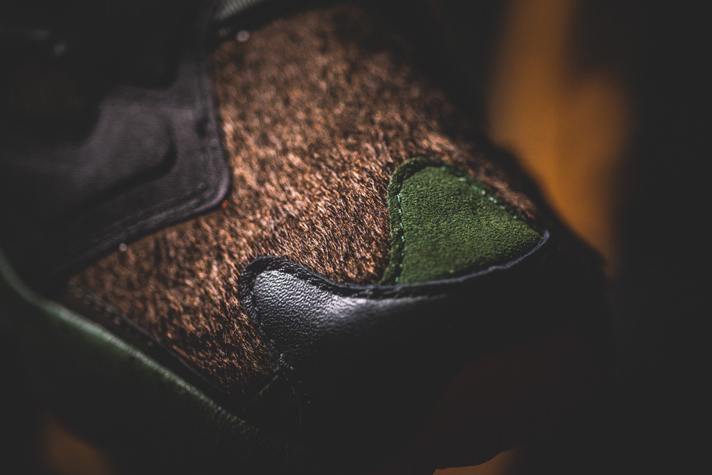 Sneaker Politics x Reebok Instapump Fury Rougarou 8