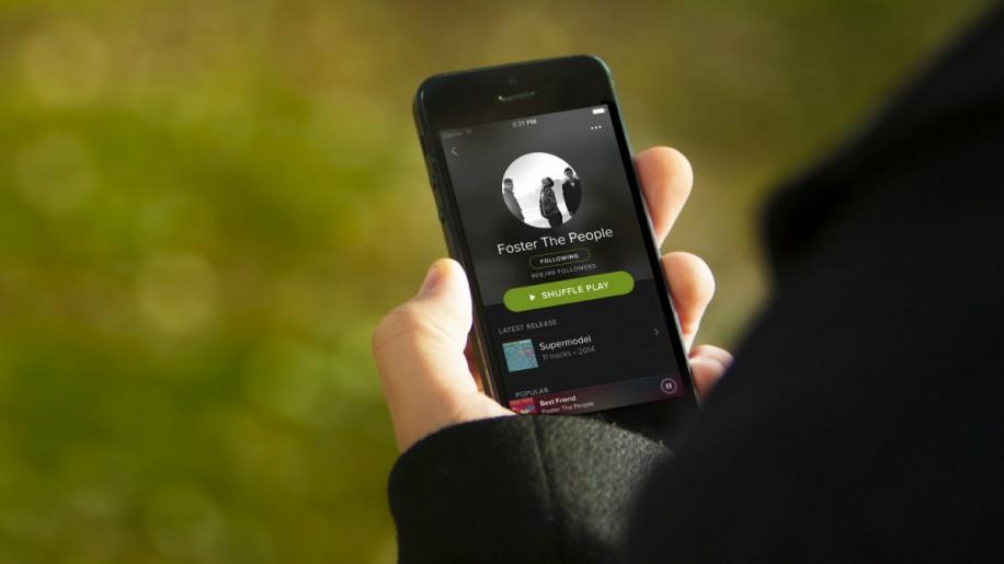 Spotify mit neuem Design und Neuerungen 1