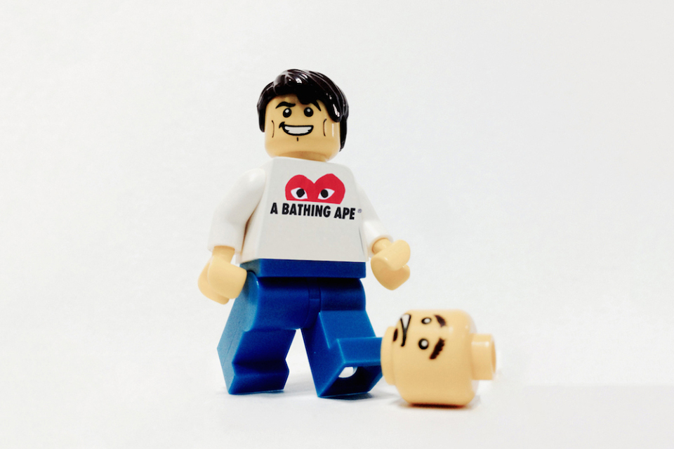 Streetwear Brands x LEGO 1
