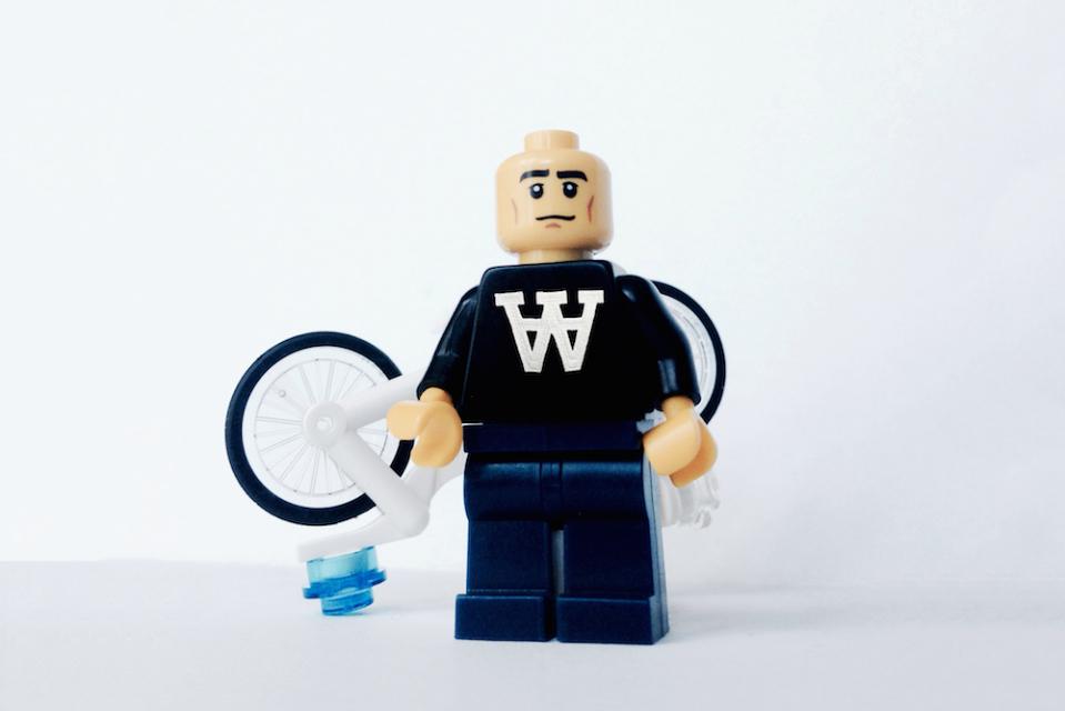 Streetwear Brands x LEGO 10