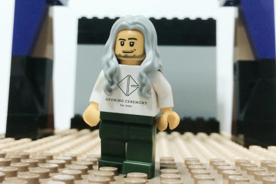 Streetwear Brands x LEGO 2