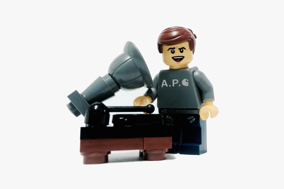 Streetwear Brands x LEGO 3