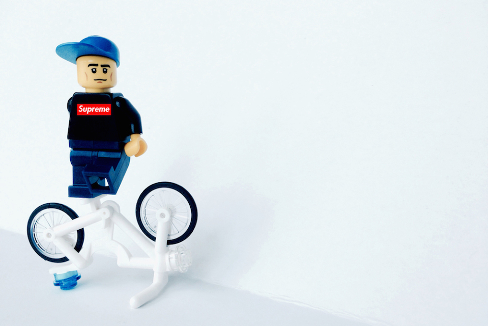 Streetwear Brands x LEGO 6