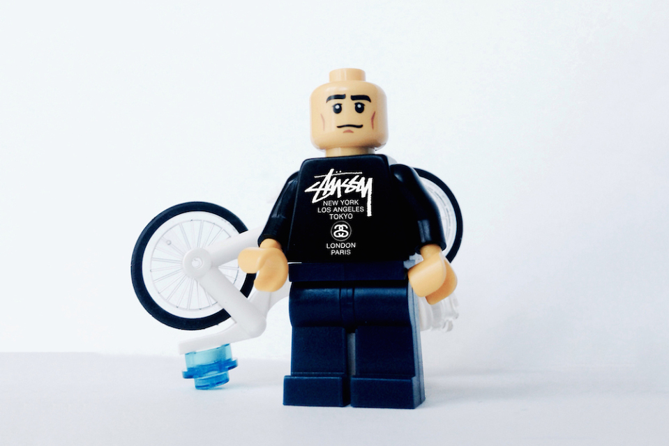 Streetwear Brands x LEGO 7