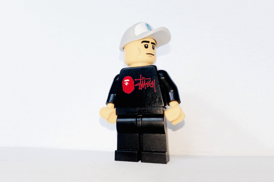 Streetwear Brands x LEGO 9
