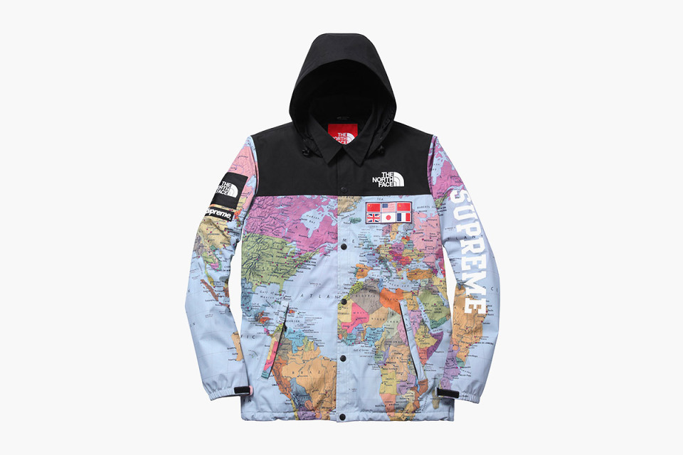 Supreme x The North Face Spring Summer 2014 Collection 1