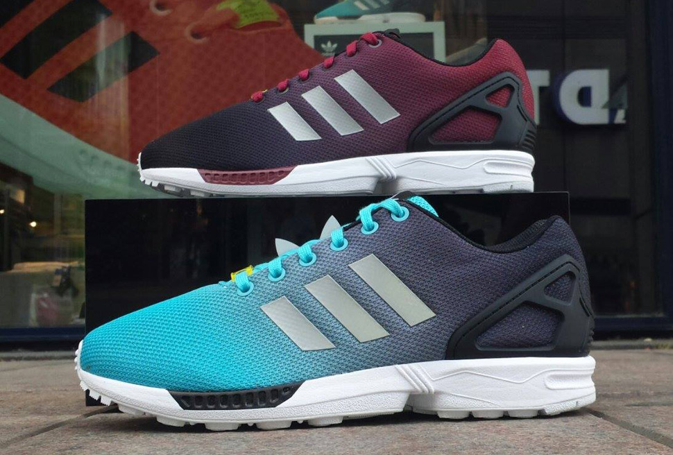 adidas ZX FLUX Gradient Pack