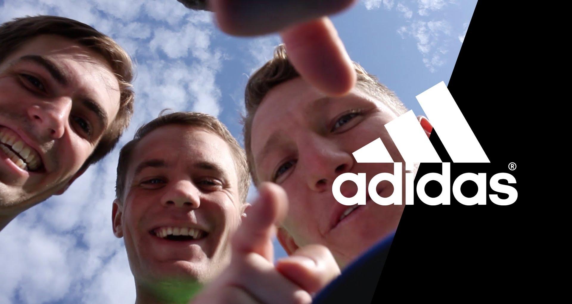 adidas brazucam kamera ball mit