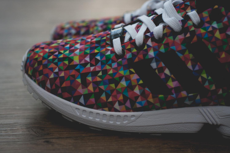adidas zx flux prism multi 3