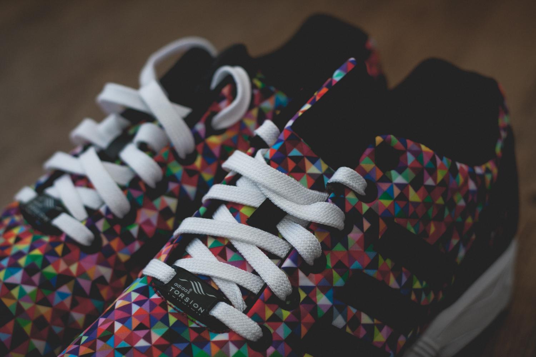 adidas ZX Flux Primeknit Footshop