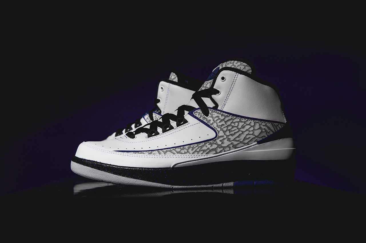 Air Jordan 2 Retro Dark Concord 1