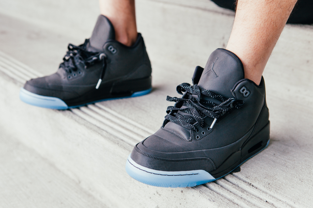 Air Jordan 5LAB3 Black 2