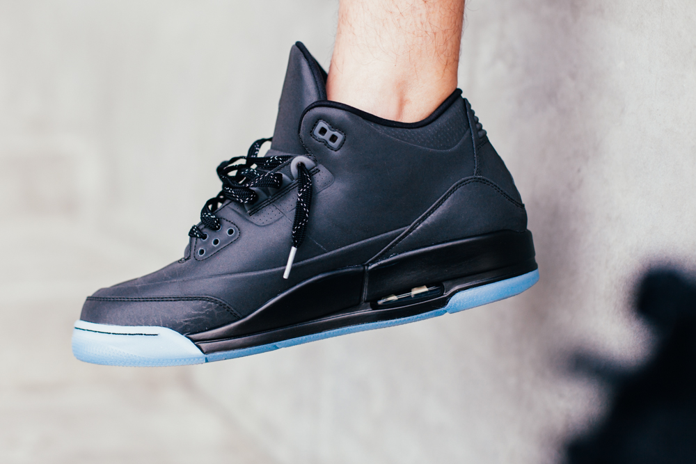 Air Jordan 5LAB3 Black 4