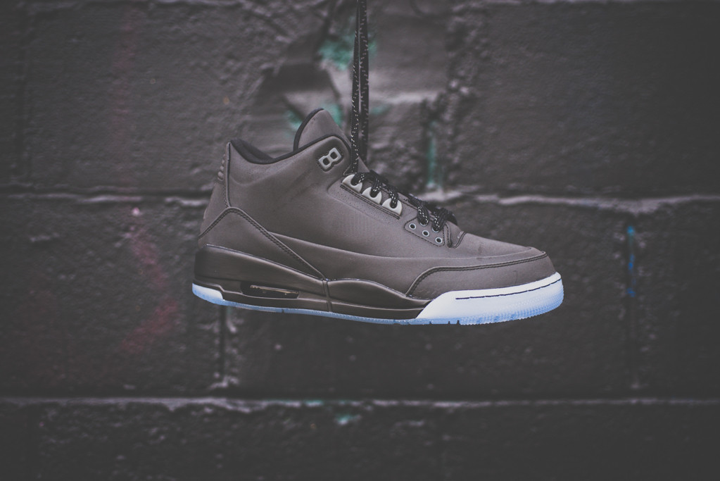 Air Jordan 5LAB3 Black Details 1