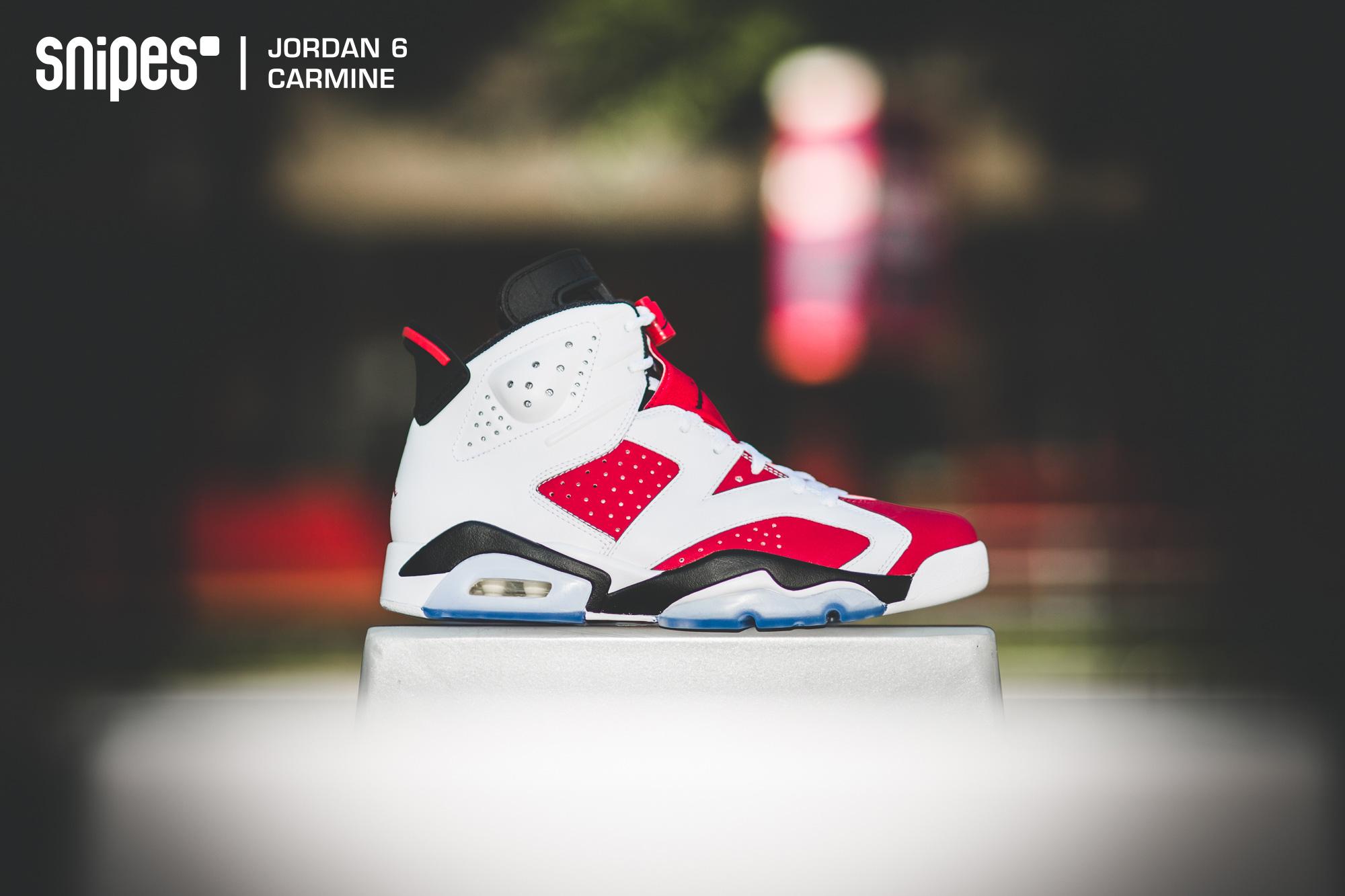Air Jordan 6 Retro Carmine 2