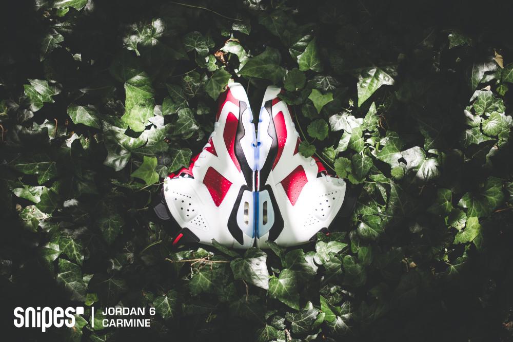 Air Jordan 6 Retro Carmine 6 1000x666