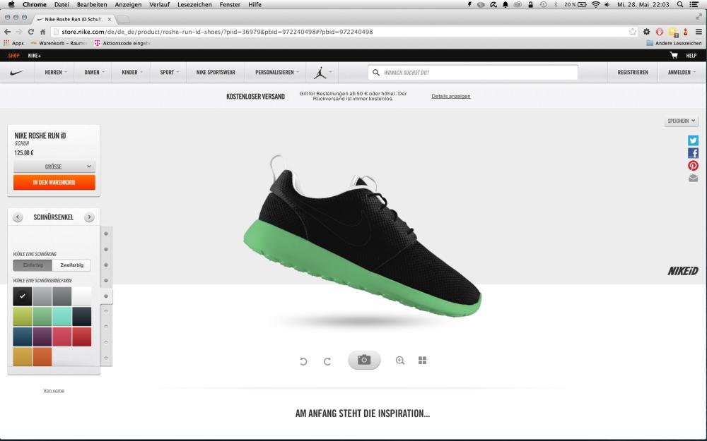 Anleitung Wie erstellt man einen Nike iD 11 1000x625
