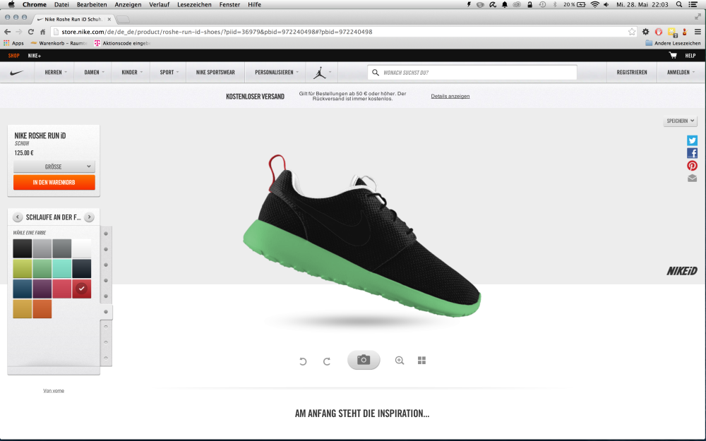 Anleitung Wie erstellt man einen Nike iD 12 1000x625